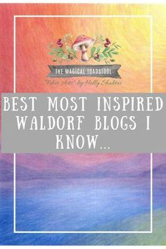 Tips That You Can Use When It Comes To Homeschooling Your Kids 12 – Homeschooling Waldorf Preschool, Waldorf Curriculum, Waldorf Crafts, Waldorf Education, Waldorf Toys, Homeschool Curriculum, Steiner Waldorf, Homeschool Books, Waldorf Math