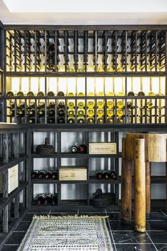 A Turn Of The Century House In San Francisco Gets A Modern Remodel. Wine  RoomsWine ... Amazing Ideas