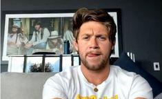 One Direction Cartoons, One Direction Quotes, One Direction Louis, One Direction Imagines, Niall Horan Imagines, Naill Horan, Jamie Dornan Ni, Irish Baby, James Horan