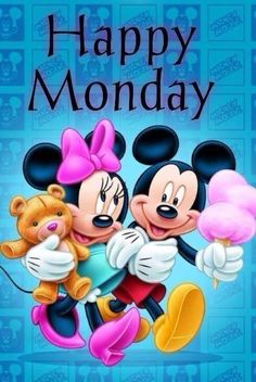 Happy Monday Quotes Discover Happy Monday quotes quote disney mickey mouse days of the week monday quotes happy monday happy monday quotes Happy Monday Pictures, Happy Monday Quotes, Happy Monday Morning, Monday Sayings, Sunday Quotes, Friday Morning, Night Quotes, Good Morning Good Night, Good Morning Wishes