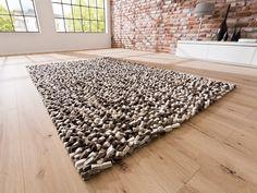 Teppich wolle  SAMARRA Teppich Wolle Vulcana | Livingruhm | Pinterest | Teppich ...
