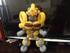 造型氣球 跑跑薑餅人 balloon cookie run gingerbread man - YouTube