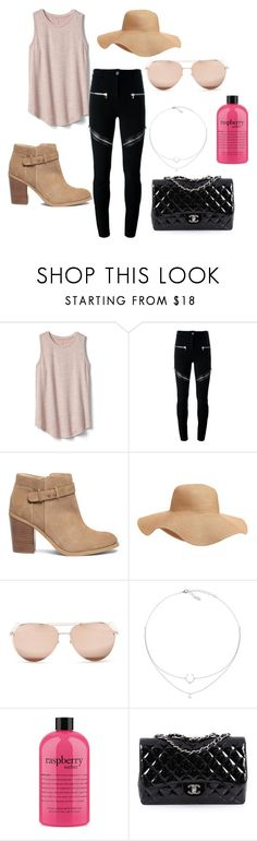 """""""#64"""" by oregonpope on Polyvore featuring Gap, Givenchy, Sole Society, Old Navy, Linda Farrow, philosophy and Chanel"""