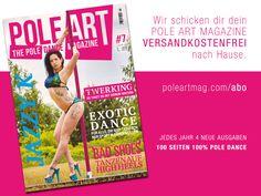 Pole Art Magazine Abonnement