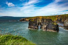 Nuns Beach - Nuns Beach, Ballybunion, Co. Ireland Beach, Ireland Travel, Ireland Landscape, Going Home, Arches, Dream Vacations, Celtic, Scotland, How To Memorize Things