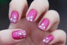Fotos de uñas pintadas color rosa - 50 ejemplos - Pink Nails | Decoración de Uñas - Manicura y Nail Art