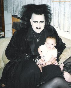 On the plus side, this baby will never be scared of anything for the rest of his life.