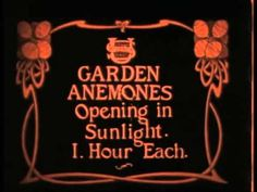 An extract from the hand-tinted film by naturalist and photographer Percy Smith A fine example of early time-lapse photography. Kim Edwards, Avant Garde Film, Erik Satie, Time Lapse Photography, Natural World, Birth, Short Films, Soundtrack, Sunlight