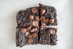 Breakfast Brownies -