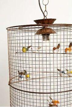 birdcage light - Google Search