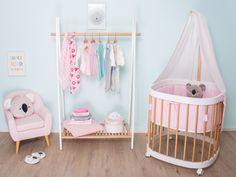 Koala Love🐨 Ein Kinderzimmer zum Träumen💤 ! Das tweeto 7 in 1 ist wie ein gemütliches Nest für dein Baby und wächst mit deinem Kind mit❗️  Mehr zum tweeto 7 in 1 findet ihr unter Trends, Cribs, Toddler Bed, Furniture, Home Decor, Kid Furniture, Toys, Ad Home, Deko