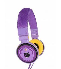 Наушники Lumpy Space Princess Adventure Time - Время приключений Headphones