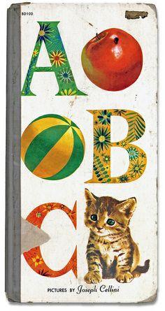 alphabet book...i had this book