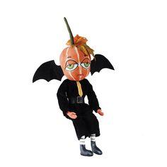 Bert Pumpkin Bat from The Holiday Barn