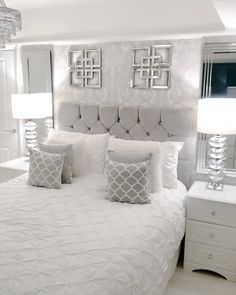 40 Gray Bedroom Ideas Bedroom Design Decoration Pinterest