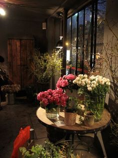 Merci Florist Paris