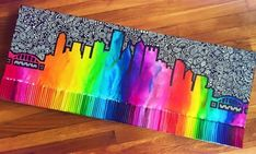 Melted Crayon Art Ideas00010