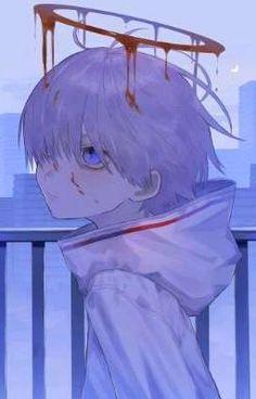 Anime Boys, Anime W, Dark Anime Guys, Yandere Anime, Sad Anime, Cute Anime Boy, Anime Kawaii, Anime Art Girl, Manga Art