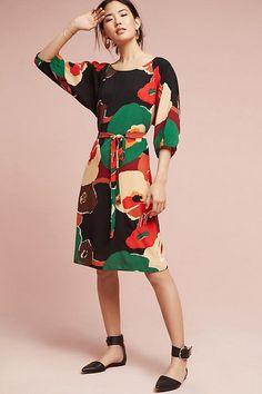 Callalily Kimono Dress | Anthropologie