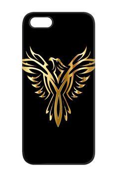 The Golden Phoenix Iphone Case