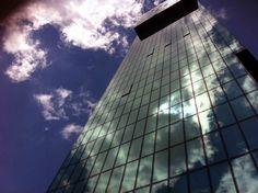 Clouds Zurich, Skyscraper, Multi Story Building, Clouds, Skyscrapers, Cloud