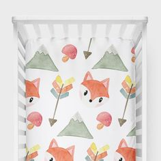 37 Ideas Baby Boy Nursery Forest Crib Sheets For 2019 Woodland Nursery Bedding, Girl Nursery Bedding, Forest Nursery, Babies Nursery, Baby Bedding, Nursery Room, Baby Sheets, Crib Sheets, Baby Deer