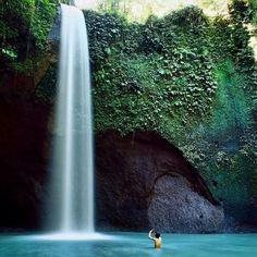 Tibumana Waterfall - The Bali Bible Bali Waterfalls, Beautiful Waterfalls, Bali Travel Guide, Wet And Wild, Ubud, Adventure Awaits, Where To Go, Travel Destinations, Beautiful Places