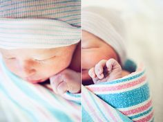 love photography of a fresh new baby!