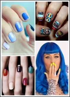 Gorgeous Summer Nail Polish Trends for Women  best nail Toenail Polish Trends