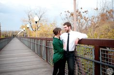 Allie Coyle Photography Blog- Kansas City Urban Photographer: engagement