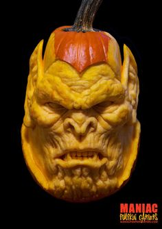 Hey, I found this really awesome Etsy listing at https://www.etsy.com/listing/112010741/custom-pumpkin-sculptures