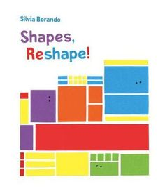 by Silvia Borando. You can learn and teach all about shapes, counting, vocabulary, and reshaping. This could be a fun and exciting guessing game. World Maths Day, Steam Learning, Shape Books, Bee Do, Album Jeunesse, Guessing Games, Simple Pictures, Electronic Gifts, Little Books
