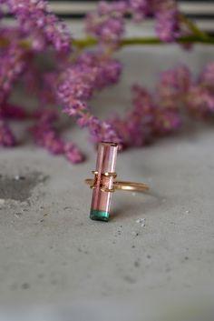 WATERMELON TOURMALINE – Lili Claspe Jewelry