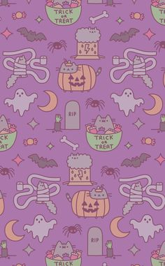 Pusheen Halloween on weheartit