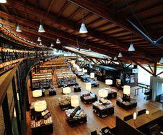 武雄市図書館 takeo city library ,saga,JAPAN