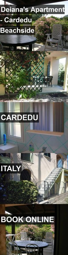 Deiana's Apartment - Cardedu Beachside in Cardedu, Italy. For more information, photos, reviews and best prices please follow the link. #Italy #Cardedu #travel #vacation #apartment