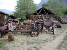 Photo Gallery: Abandoned Cars and Trucks appreciated by Motorheads Performance www.classiccarssanantonio.com