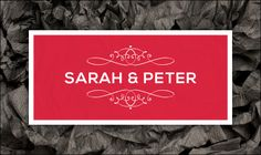 WeddingEve by Hüfner Design, Tim Hüfner, Wedding, Stationary, Papeterie, Design: Simple Pomp Einladungskarte