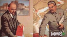 V. Putin: Lenin was wrong, Stalin was right