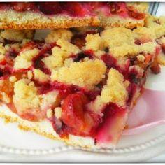 Zwetschgenkuchen mit Quark-Öl Teig und Zimt-Streuseln - WieWoWasIstGut - Thermomix® Food-Blog