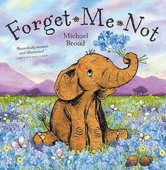 Forget-Me-Not. Michael Broad
