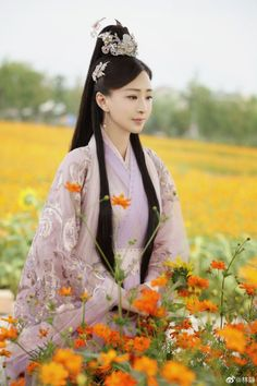 Chinese Flowers, Traditional Gowns, Asian History, Chinese Clothing, Ancient China, Chinese Style, Chinese Art, Chinese Culture, Historical Costume
