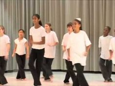 Move Your Body. Don't Sit Still Crew - active dancing for kids