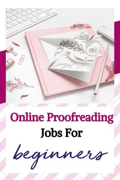 If you are looking to become a proofreader, you've come to the right place. By the end of this article, you will have a better idea of how to get started as a proofreader. Online Jobs For Moms, Legit Online Jobs, Online Work, Make Money Fast Online, Make Quick Money, Make Money From Home, Legit Work From Home, Work From Home Jobs, Creating Passive Income