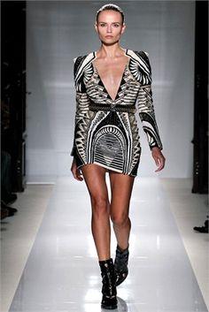 Balmain 2012 - Vogue.it