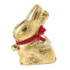 Lindt Gold Milk Chocolate Bunny 50g