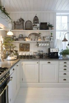 Open Country Kitchen Designs english country cottage decor | sweet english country kitchens