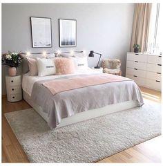 Bedroom Decor For Teen Girls, Room Ideas Bedroom, Home Decor Bedroom, Adult Bedroom Ideas, Teen Bedroom Designs, Bedroom Ideas On A Budget, Bedroom Ideas For Small Rooms For Adults, Room Design Bedroom, Bedroom Plants