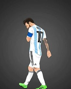 Messi Vs Ronaldo, Messi And Neymar, Messi 10, Lionel Messi Barcelona, Barcelona Football, Fc Barcelona, Football Player Drawing, Soccer Drawing, World Football
