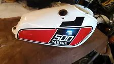 Motorcycle Gas Tanks for Yamaha XT500 | eBay